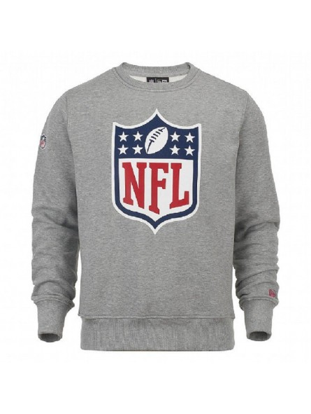 New Era TEAM LOGO CREW NFL SHIELD Long Sleeve Sweatshirt NE92159