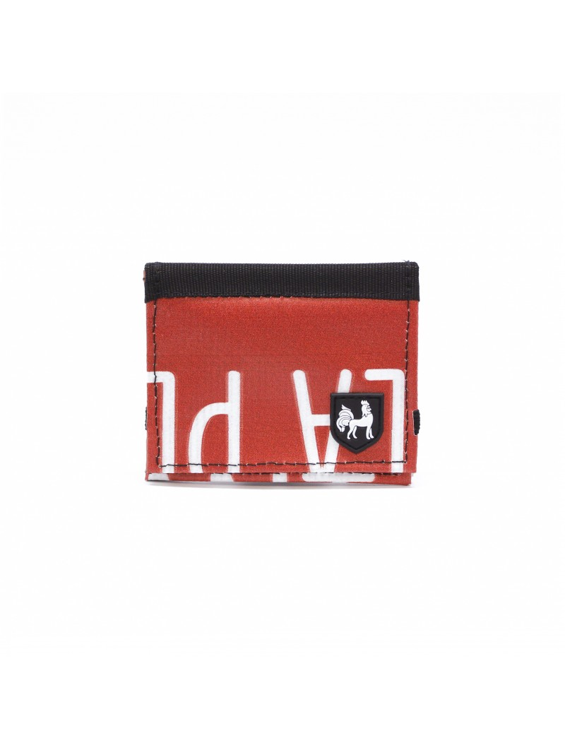 VAHO Recycled Wallet Lompakko Red