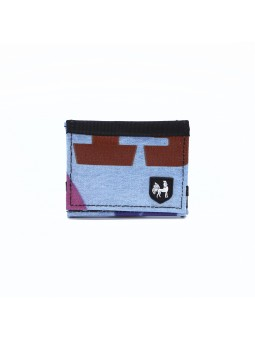 VAHO Recycled Wallet Lompakko Light Blue