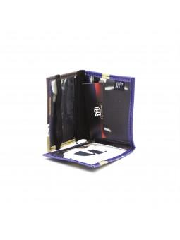 Nukak Recycled Wallet Lompakko Navy