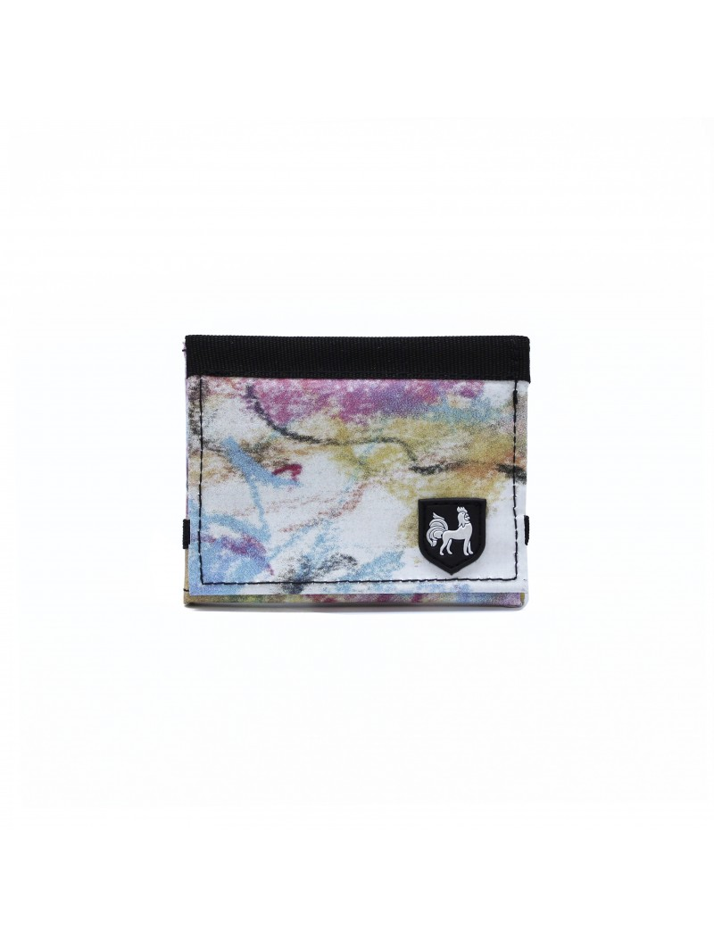 VAHO Recycled Wallet Lompakko Multicolor