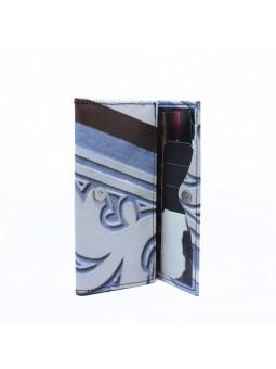 VAHO Recycled Wallet Miel Grey