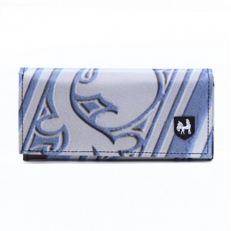 VAHO Recycled Wallet Miel Grey