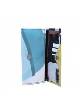 VAHORecycled Wallet Miel Amarillo