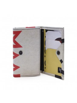 VAHO Recycled Wallet Pepper Beige