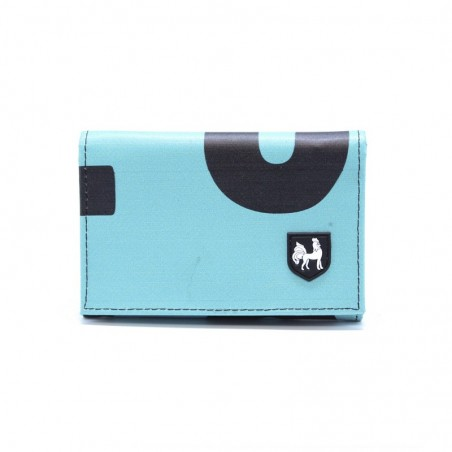 VAHO Recycled Wallet Pepper Green