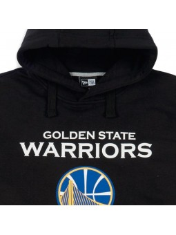 Golden State Warriors Team Logo New Era Sweatshirt