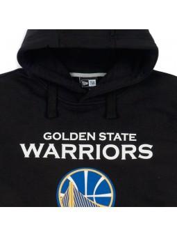 Sudadera Golden State Warriors Team Logo New Era