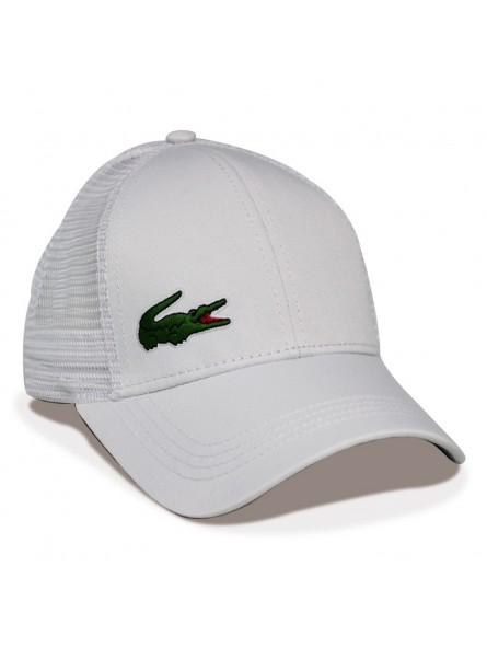 Lacoste RK2321 white cap