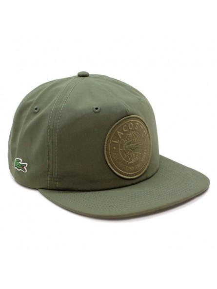 Lacoste RK5155 olive cap