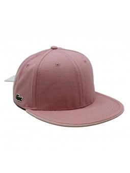 Lacoste RK4130 pink cap