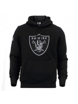 Sudadera Oakland Raiders Team Logo New Era