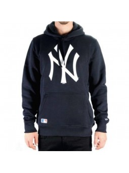 Sudadera New York YANKEES MLB Crew New Era Negra