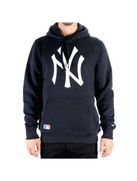 free shipping d1772 9468b New York YANKEES MLB New Era Navy Hoody