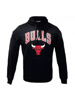 Chicago Bulls Team Logo New Era Sweatshirt