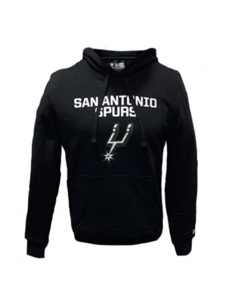 San Antonio Spurs Team Logo New Era Sweatshirt