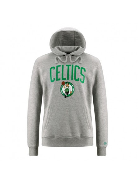 purchase cheap 071d4 3f0a2 Boston CELTICS NBA Team Logo New Era Hoody
