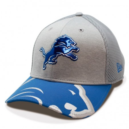 Detroit LIONS NFL Onstage 39THIRTY New Era Cap