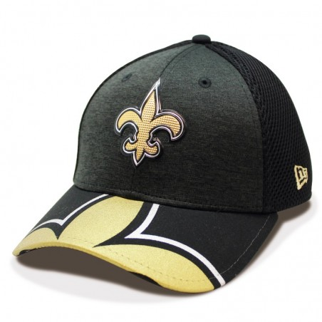 New Orleans Saints NFL onstage 3930 New Era cap
