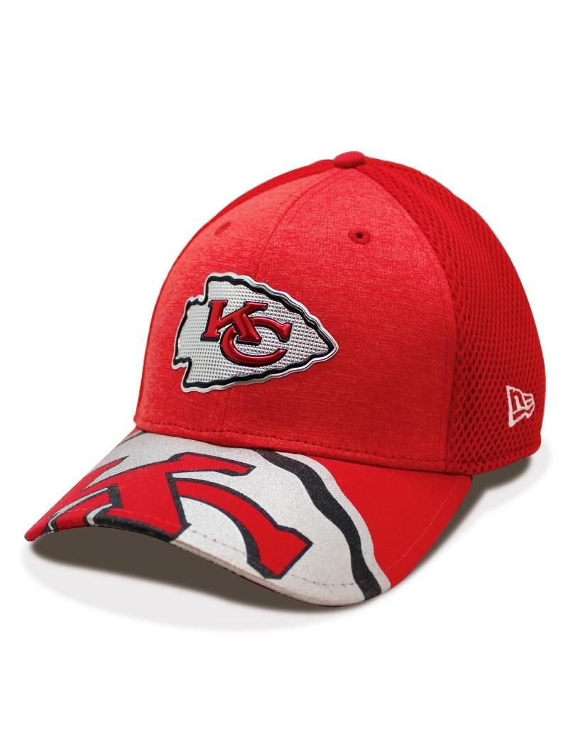 Kansas City Chiefs NFL onstage 3930 New Era gorra