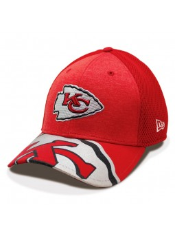 Kansas City CHIEFS NFL Onstage 39THIRTY New Era Cap