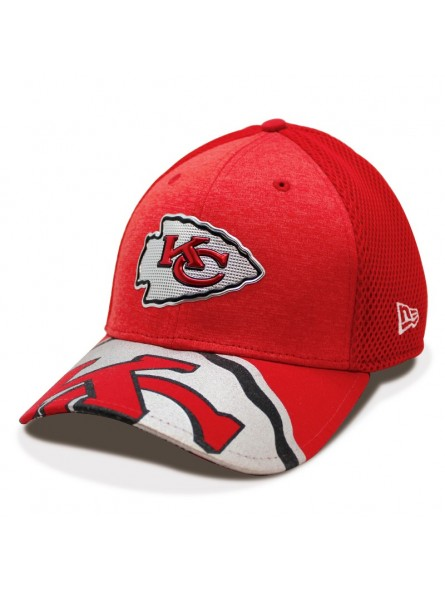 Kansas City Chiefs NFL onstage 3930 New Era cap