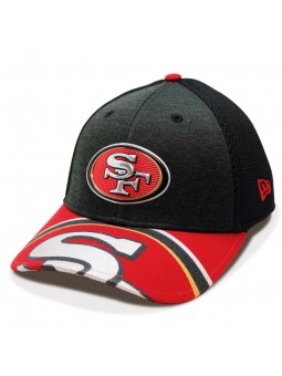 San Francisco 49ers NFL onstage 3930 New Era cap