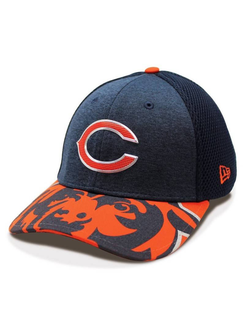 Chicago Bears NFL onstage 3930 New Era cap