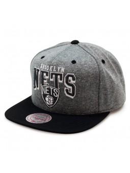Brooklyn Nets VU95Z Mitchell & Ness Cap