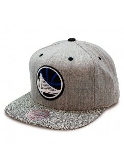 Gorra Golden State Warriros Elephant Mitchell & Ness
