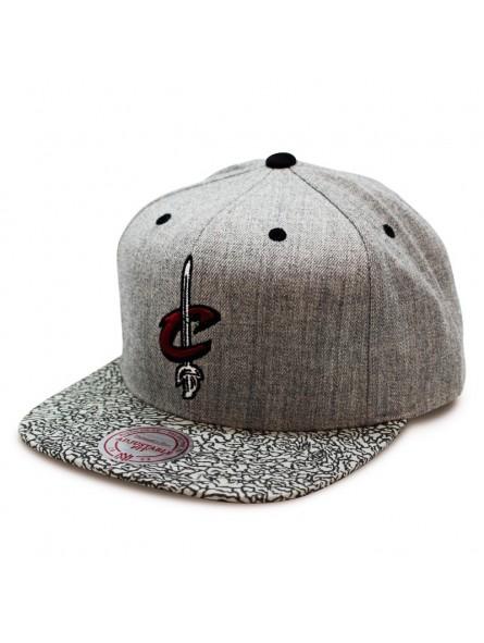 Cleveland Cavaliers Elephant Mitchell & Ness Cap