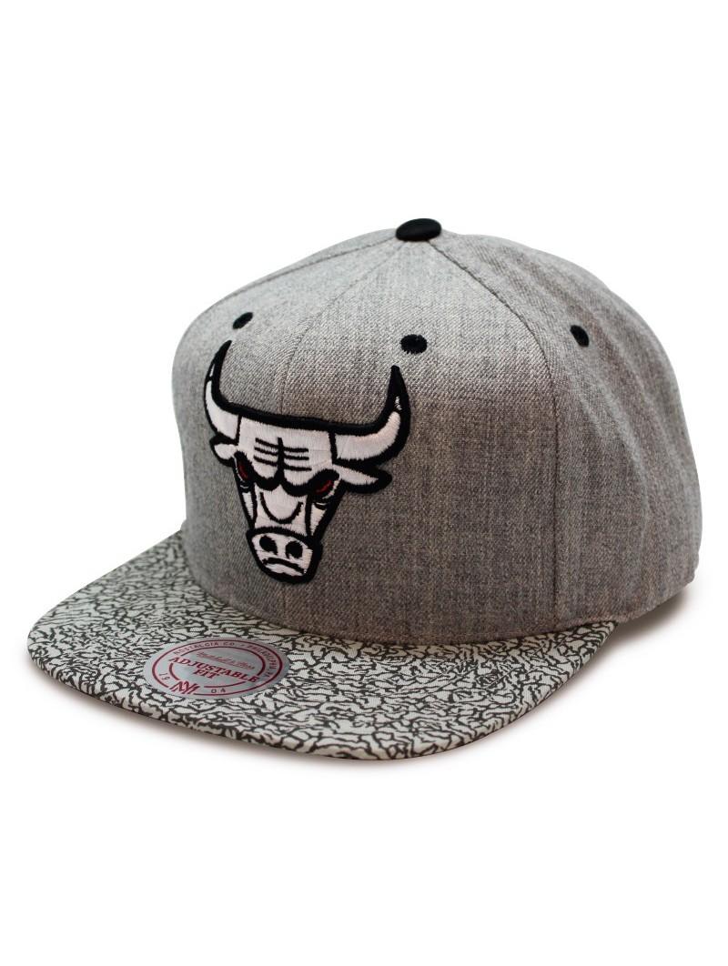 Chicago Bulls Elephant Mitchell & Ness Cap
