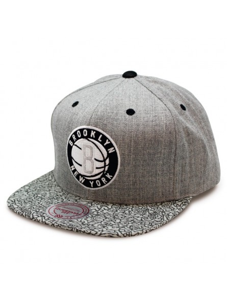 Brooklyn Nets Elephant Mitchell & Ness Cap