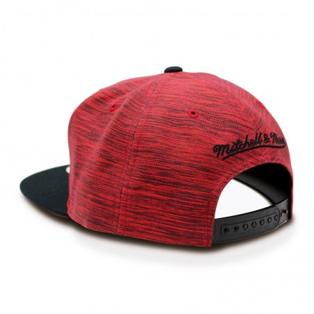 Intl 006 NBA Mitchell & Ness red Cap