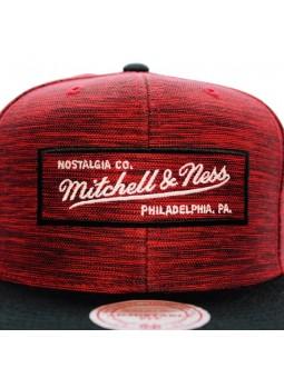 Gorra Intl 006 NBA Mitchell & Ness rojo