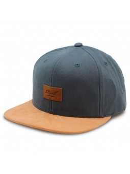Gorra Reell Suede carbon