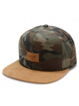 Reell Suede camouflage Cap