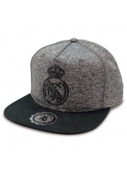 Real MADRID TRIBU Snapback gorra gris