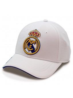 Gorra Real MADRID 1EQUIP blanca