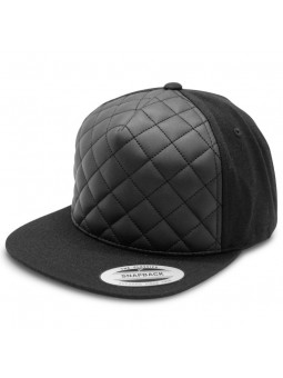 Gorra FLEXFIT DIAMOND QUILTED 3089Q snapback