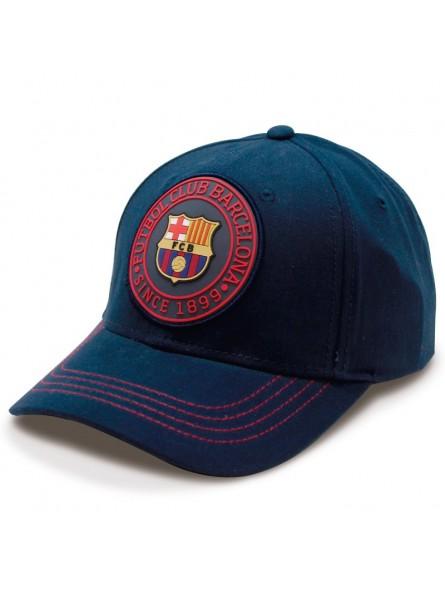BARÇA FCB RUBBER Youth Cap