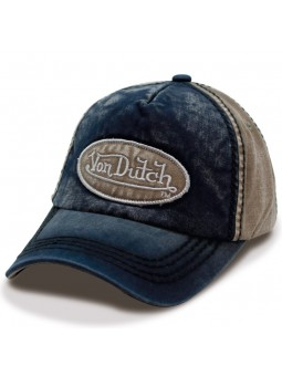 Von Dutch Jack ILAN01 navy cap