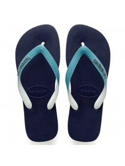 Chanclas HAVAIANAS TOP MIX Marino/Celeste