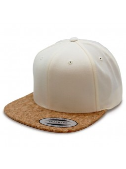 Gorra FLEXFIT CORK Snapback 6089CO Natural