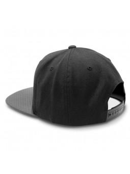 FLEXFIT CAP SNAPBACK CARBON