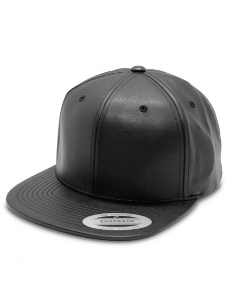 FLEXFIT CAP SNAPBACK FULL LEATHER
