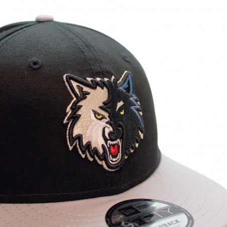 Gorra MINNESOTA TIMBERWOLVES 9FIFTY NBA Team New Era