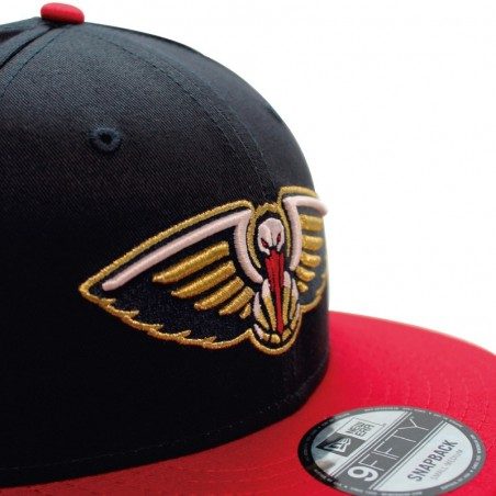 New Era Cap 9FIFTY NBA Team NEW ORLEANS PELICANS