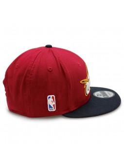 New Era Cap 9FIFTY NBA Team CLEVELAND CAVALIERS
