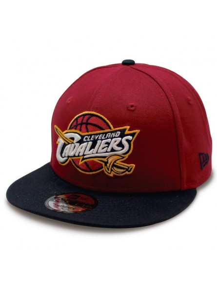 New Era Cap 9FIFTY NBA Team CLEVELAND CAVALIERS
